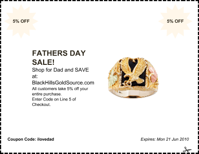 Fathers Day Sale Coupon