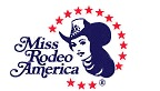 Miss Rodeo America logo