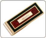 Black Hills Gold Money Clip (SKU: OT557)
