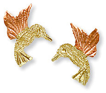 Landstroms ER545 Hummingbird earrings