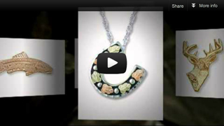 Black Hills Gold Western Jewelry video
