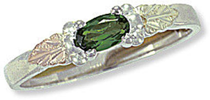 Landstroms 02793-SS-305 Birthstone Ring