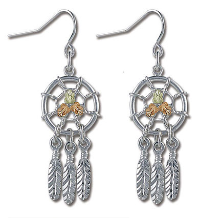 Landstroms ER866SS Dreamcatcher Earrings