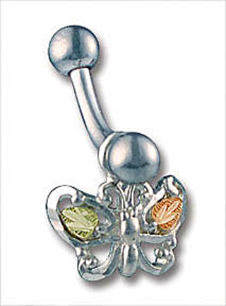 Landstroms NR610SS Belly Ring