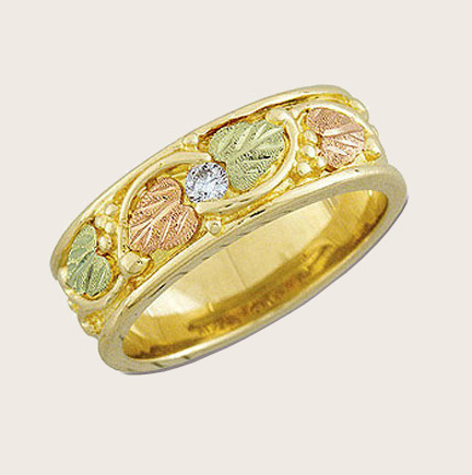 gold wedding bands - Gold Wedding Rings For Women