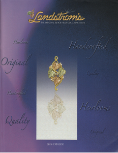 Landstroms Catalog of Black Hills Gold