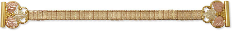 Ladies Black Hills Gold Watch Band