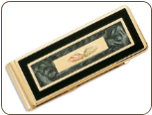 Black Hills Gold Money Clip (SKU: OT552)