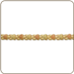 Black Hills Gold Heart Bracelet (SKU: 07055)