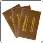 BlackHillsGoldSource Jewelry Polishing Cloth 3-Pack (SKU: DB-3YNA-0T8R)