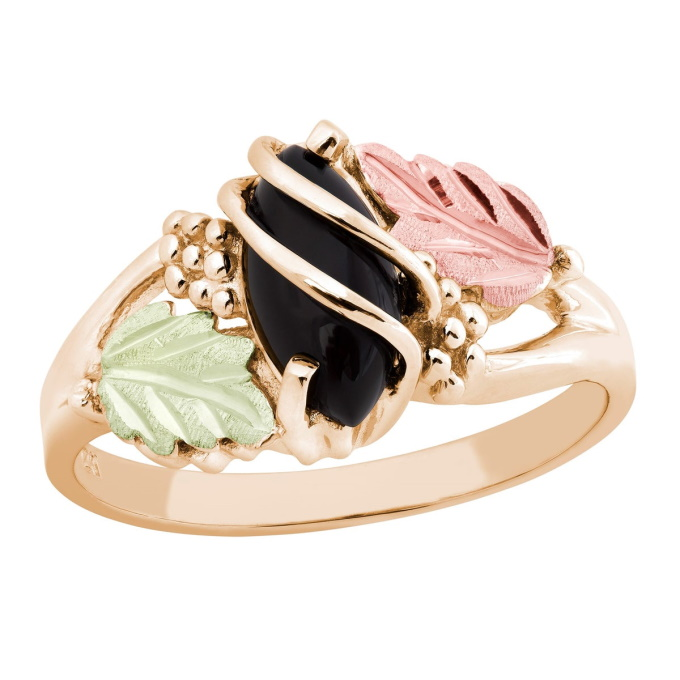 Black Hills Gold Ring LR2874