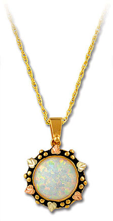 Landstroms PE927 Opal Necklace