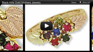 Black Hills Gold Mothers Jewelry video
