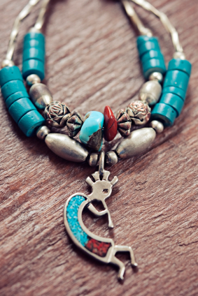 Kokopelli Jewelry
